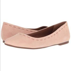 New FRYE Blush Kiki ballet size 9
